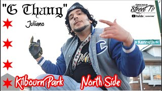 Juliano G Thang [NORTH SIDE KILBOURN PARK] CHICAGO LATIN HIP HOP R&B TRAP 2020!!! BELMONT AVE