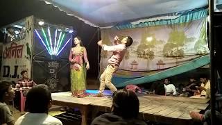 Log kehte hain mai sharabi hoon. लोग कहते हैं मैं शराबी हूँ। New style stage show...