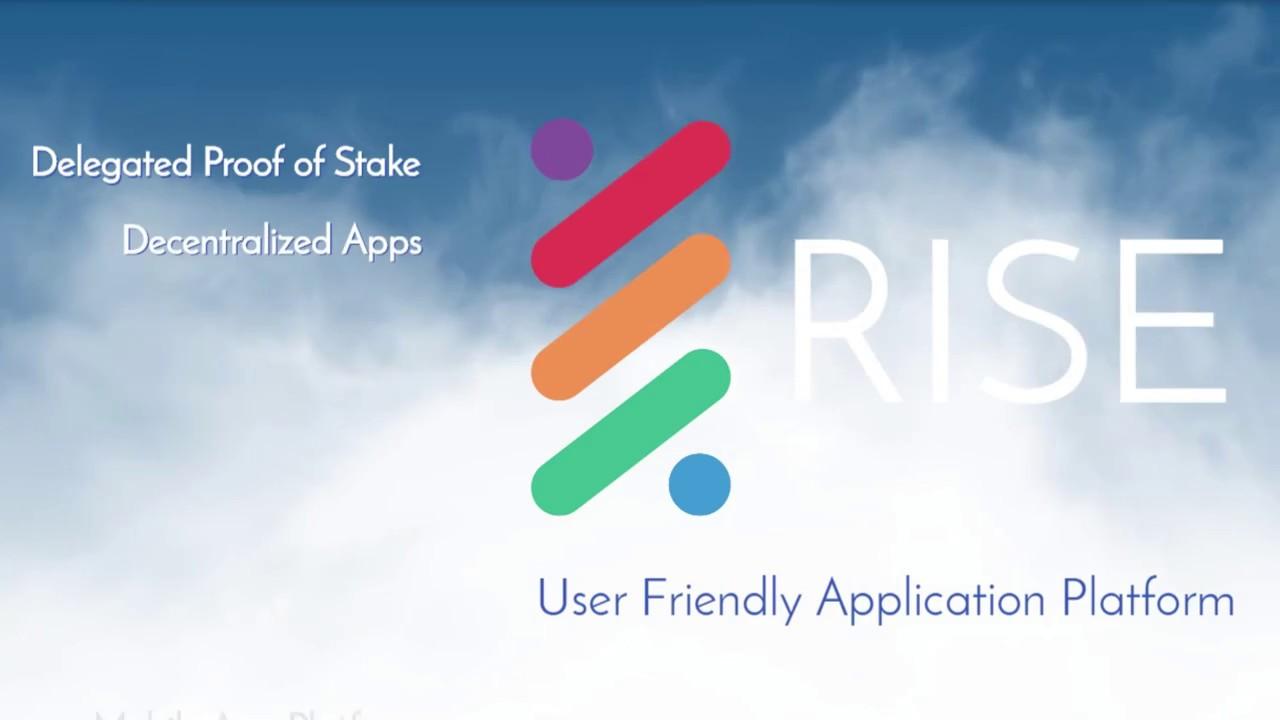 rise desktop wallet