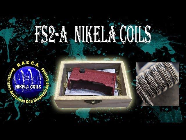 Montaje Resistencias FS2-a de Nikela Coils por Sirio de S. Mods