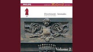 Mozart: Divertimento in F, K.213 - 1. Allegro spiritoso