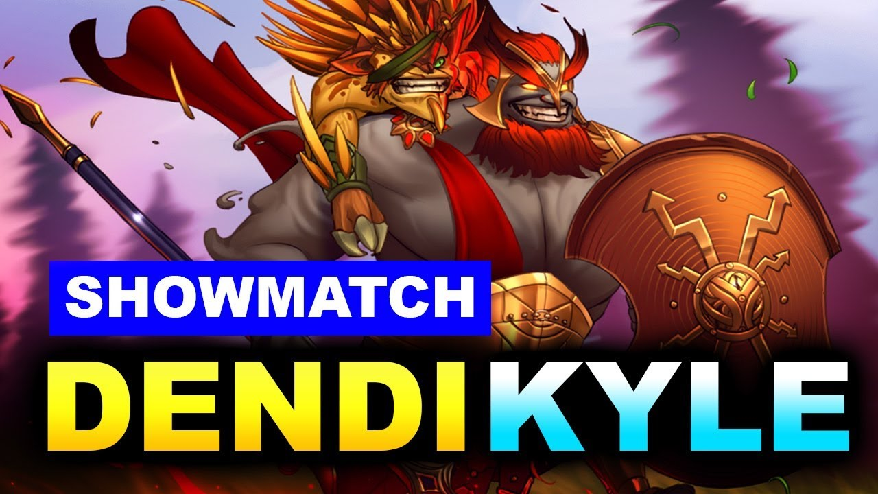 Team DENDI vs Team KYLE - SHOWMATCH - Bukovel Minor WePlay! DOTA 2 thumbnail