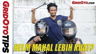 Beda Helm Murah Dan Helm Mahal Gridoto Tips Youtube