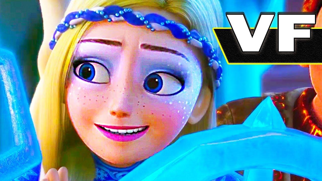 La princesse des glaces bande annonce vf dessin anim - Saint de glace 2018 ...