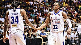 BROWNLEE AT BALKMAN BINUHAT ANG ALAB PILIPINAS PATUNGONG FINALS! - Alab advance to the ABL Finals