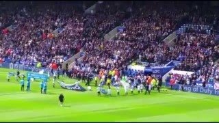 Match Day Experience - Leicester city vs West Ham (17/04/16)