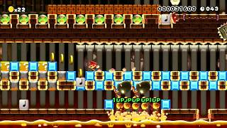 Easy's Speedrun #2 by →★Wesley★→ ~ SUPER MARIO MAKER ~ NO COMMENTARY