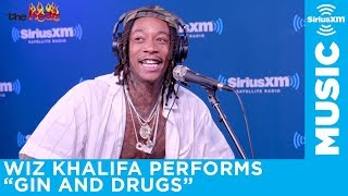 Wiz Khalifa - Gin and Drugs