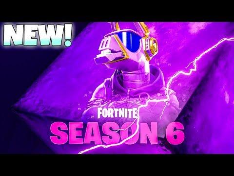 Fortnite Season 6 New Skin Revealed Llama Fortnite Battle Royale