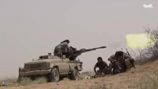 #الجيش_اليمني يصد هجوم الانقلابيين على مديريتي #حرض و #ميدي