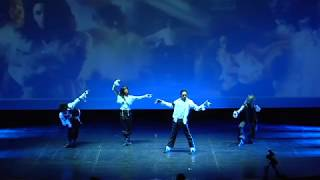 Download Michael Jackson TOO BAD - Tribute Performance by JAYL at Le Grand Rex, Paris MP3 song and Music Video