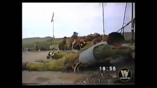 Бой. Чечня, Грозный. ПВД 627 БОН ВВ МВД 1996г.