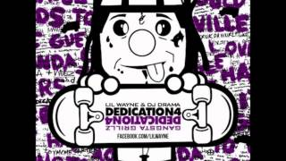 LIL WAYNE,DJ DRAMA,DEDICATION 4-MERCY FLOW(SCREWED AND CHOPPED BY DJ DAVE