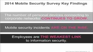 The Security Zone Ep. 5: Impact of Mobile Devices on Information Security