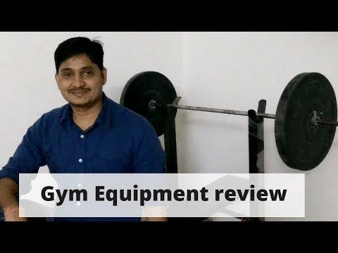 Gym Equipment Review || Gym Set Full Video