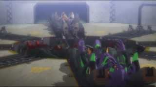 Rebuild of Evangelion: 2.22 You Can (Not) Advance - Trailer (german)