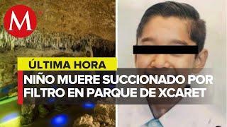 Muere niño en Xenses tras ser succionado por filtro de agua