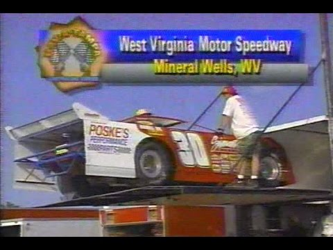 1996 HAV-A-TAMPA race at West Virginia Motor Speedway