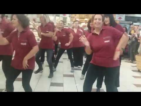 Flash Mob alla Coop