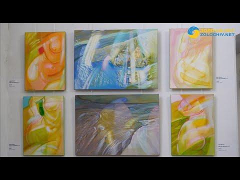 У Золочівському замку відкрилася виставка художника Ігоря Мікули