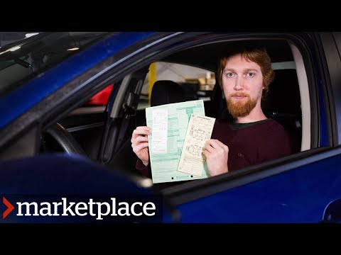 Rental Car Ripoffs: Hidden Camera Investigation (Marketplace)