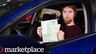 Rental car ripoffs: Hidden camera investigation (Marketplace)