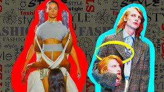 THE MOST UNUSUAL CLOTHES