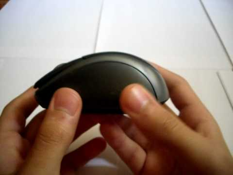 4eecf97253f Microsoft Wireless Notebook Optical Mouse 3000 Review - YouTube