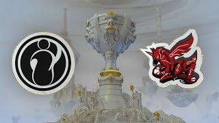 Invictus Gaming ( IG ) vs ahq e-Sports Club ( AHQ ) Maçı | Worlds 2019 Grup Aşaması 1. Gün