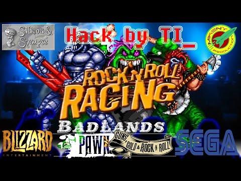 Rock n roll racing Hack v16 (Маньяк) 1 часть