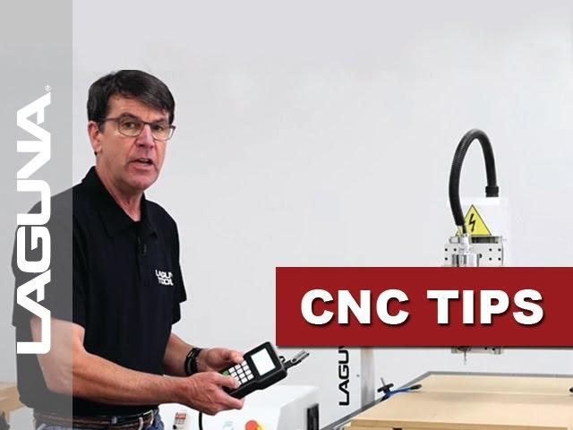 CNC Tech Tips - Setting An Origin - Vol 502   Laguna Tools