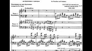 Prokofiev Piano Concerto No. 2 in g minor, Op. 16 (Gutiérrez)
