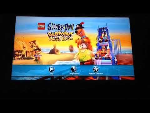 LEGO Scooby-Doo!: Blowout Beach Bash Main Menu Walkthrough