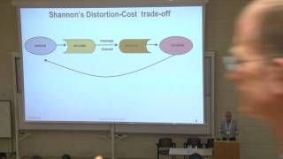Naftali Tishby: The Synergy between Information and Control