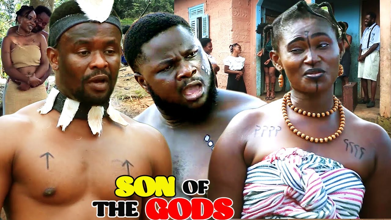 Download Son Of The gods Season 1&2 (New Movie) Zubby Michael 2021 Latest Nigerian Nollywood Movie