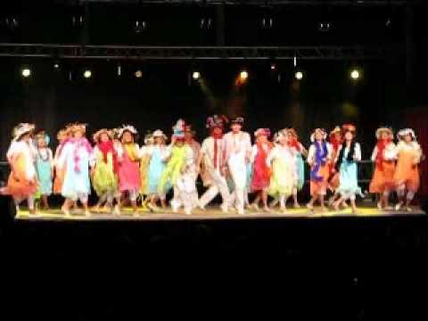 Tata Yoyo - La Cantarelle Concerts De Gala De Novembre 2011.
