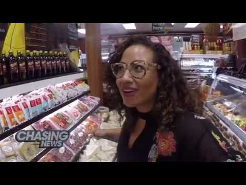 Famed Italian Market Features Giant Meatballs & More