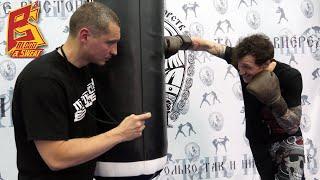 Как бить быстро, сильно и долго / Развитие выносливости на боксерском мешке  / Выносливость в боксе