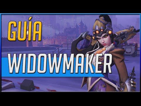 GUIA WIDOWMAKER OVERWATCH en español