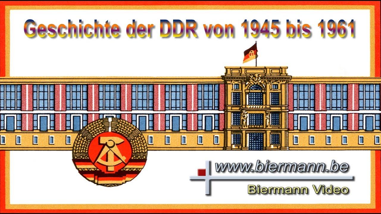 1949 1990 Ddr Det Socialistiske Eksperiment Berlin Guide Dk