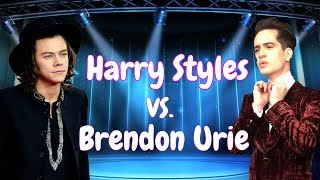 Brendon Urie vs. Harry Styles - Best Live Vocals