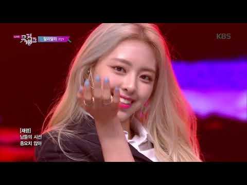 달라달라(DALLA DALLA) - ITZY(있지)[뮤직뱅크 Music Bank] 20190628