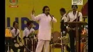 Kishore Kumar Live - Rote Hue Aate Hain Sab