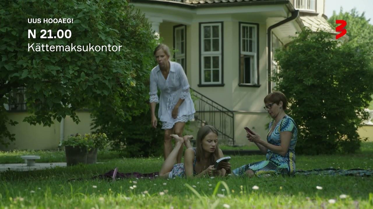 """Kättemaksukontor"" Puuküürnik. N 21.00 TV3s!"