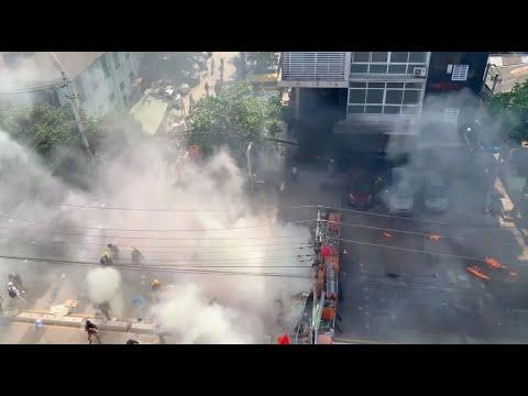 قمع جيش ميانمار يتصاعد.. وهذه قصة الانقلاب العسكري