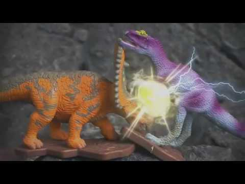 Dinosaur king toys youtube - Dinausaure king ...