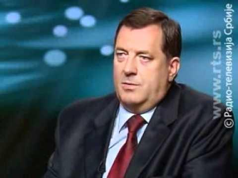 Milorad Dodik za predsednika Srbije