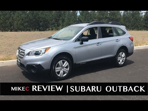 Subaru Outback Review | 2015-2019 | 5th Gen