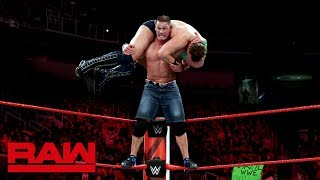 The Cenation Leader rekindles his rivalry with The A-Lister in a bo...