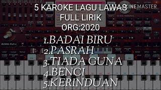 Download Lagu 5 KAROKE LAGU DANGDUT LAWAS FULL LIRIK | ORG 2020 mp3